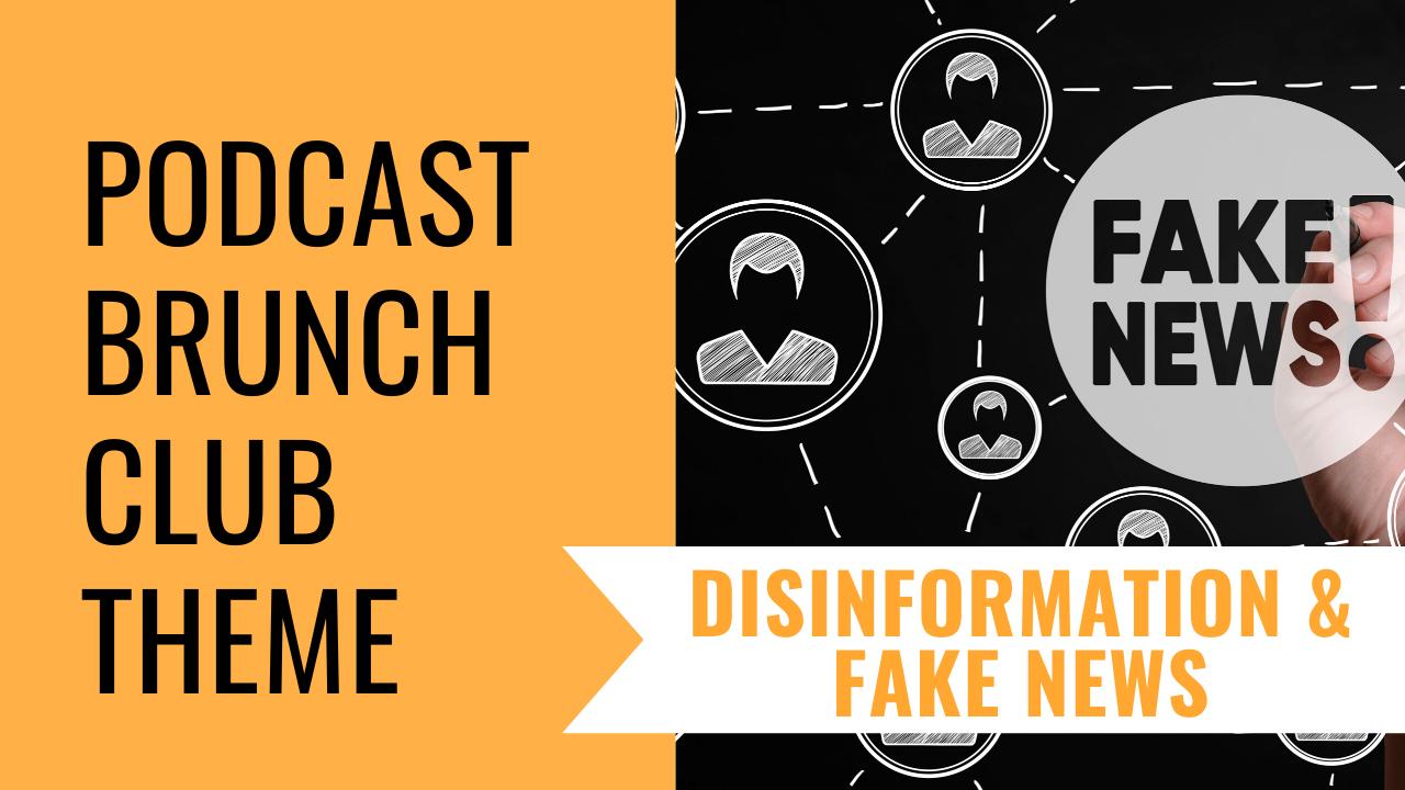 Disinformation & Fake News: January 2020 Listening List