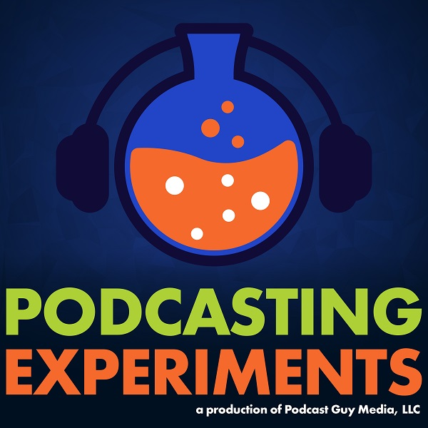 509: Update and Personal Experiment in Podcasting