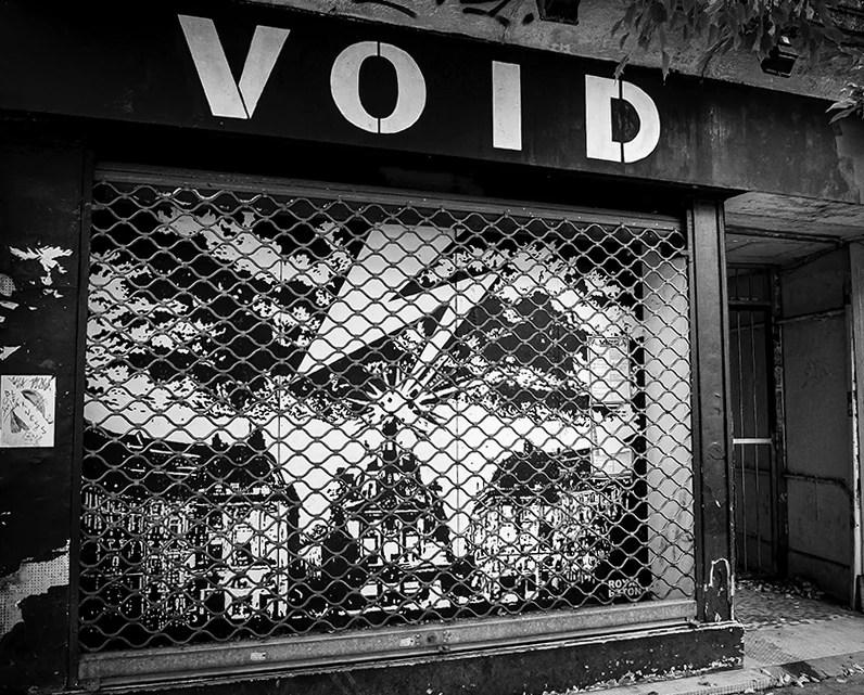 Le VOID, Bordeaux débranche le rock