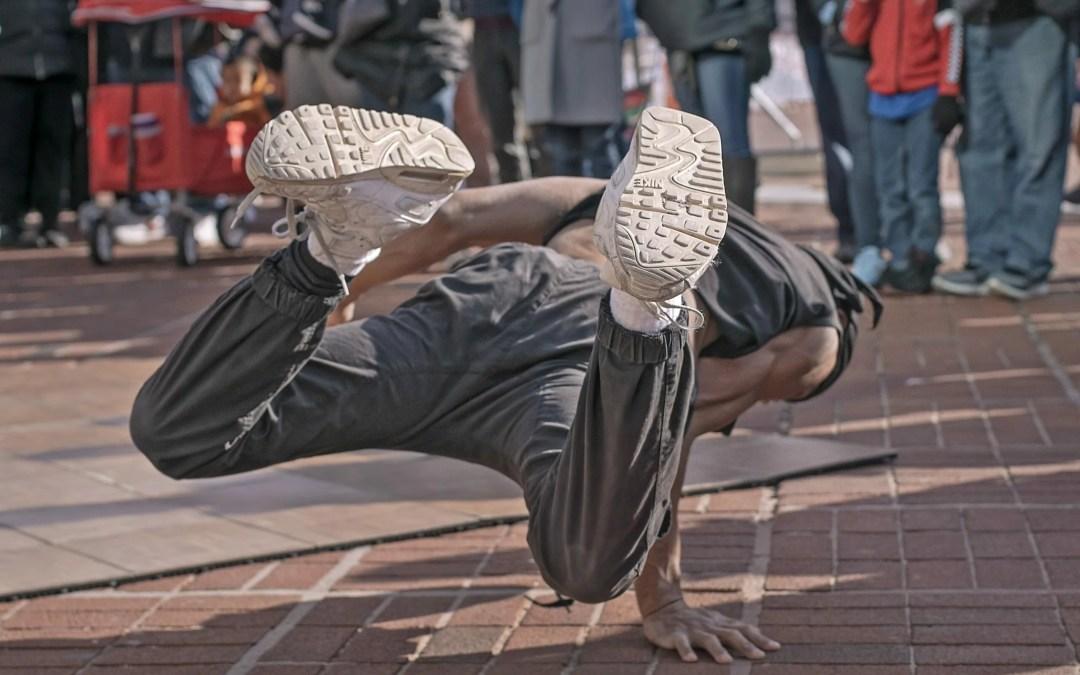 Toulouse défend le breakdance