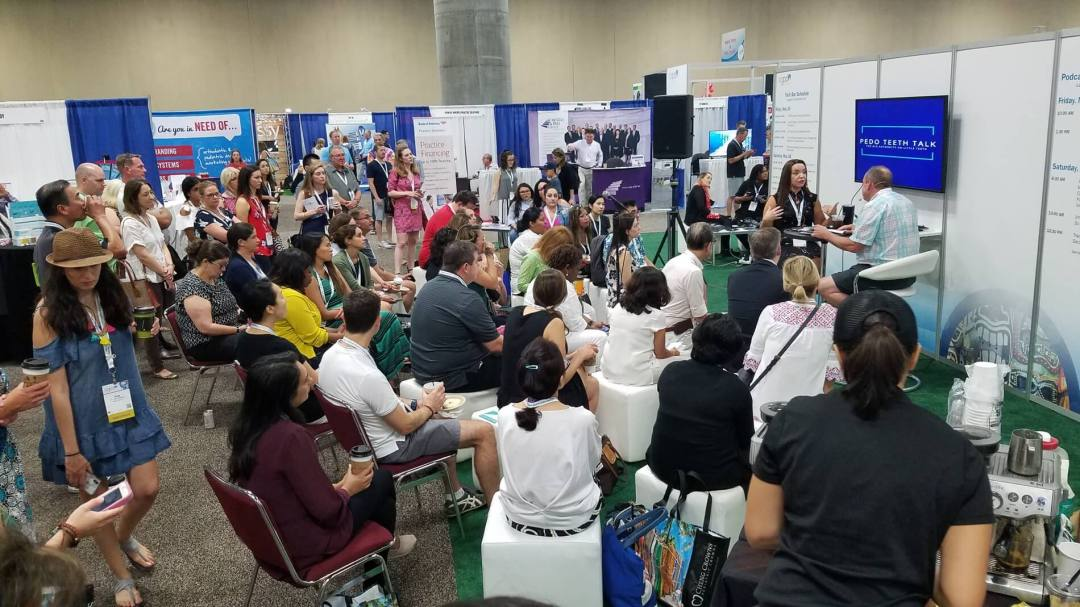 Pedio Teeth Talk Podcasting Production for Associations