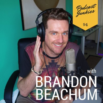 094 Brandon Beachum | Our Personal Beliefs Create Our Destiny, Journey and Reality