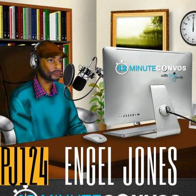 124 Engel Jones | 1000+ Conversations and Giving Without Expectations