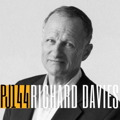 144 Richard Davies | A Passion for Solutions