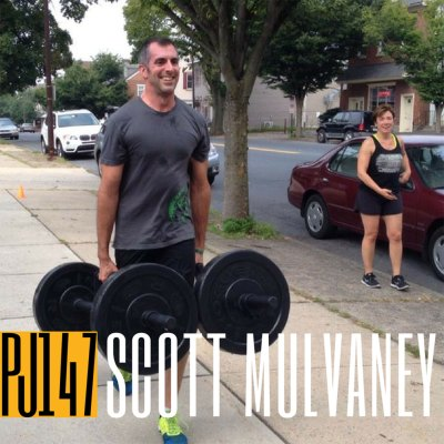 147 Scott Mulvaney | Getting Outside of Your Comfort Zone