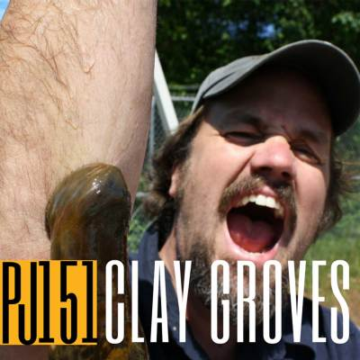 151 Clay Groves | Breaking Through the Ice. Literally and Figuratively