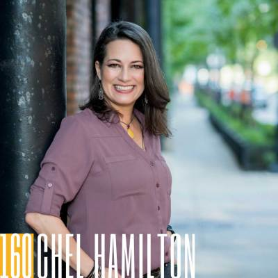 160 Chel Hamilton | The Guided Meditation Artist