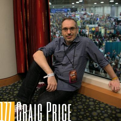 177 Craig Price | Talking Movies and Childhood