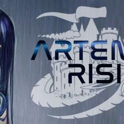 Artemis Rising 5 Banner by Yuumei art