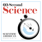 60-Second Science Podcast