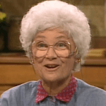 Sophia From The Golden Girls TV Show