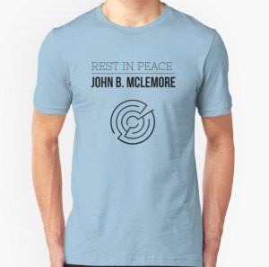 Rest In Peace John B. S-Town T-Shirt Podcast