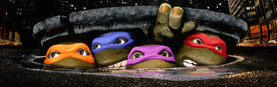 EP 43 – Teenage Mutant Ninja Turtles (1990) & Teenage Mutant Ninja Turtles (2014)