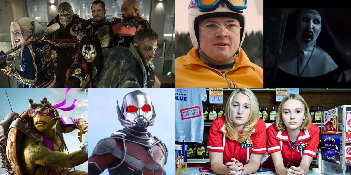 EP 123 – Films of 2016 w/ Mass Moviecide UK (Deadpool, The Conjuring 2 & Suicide Squad)