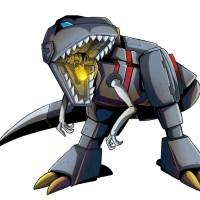 Grimlock (Transformers) Vs. Mechagodzilla (Godzilla)