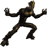Groot (Guardians of the Galaxy) Vs. Ent (Lord of the Rings)