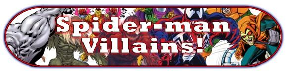 spidermanvillians