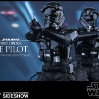 First Order TIE Fighter Pilot Sixth Scale Figure by Hot Toys