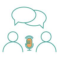 Podcastvrouw familie podcast