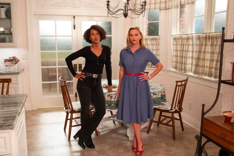 Little Fires Everywhere - Kerry Washington and Reese Witherspoon