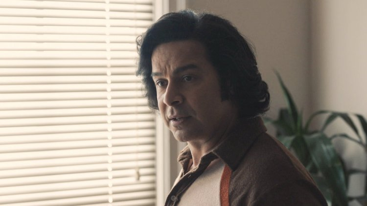 """THIS IS US -- """"Both Things Can Be True"""" Episode 512 -- Pictured in this screengrab: Jon Huertas as Miguel -- (Photo by: NBC)"""