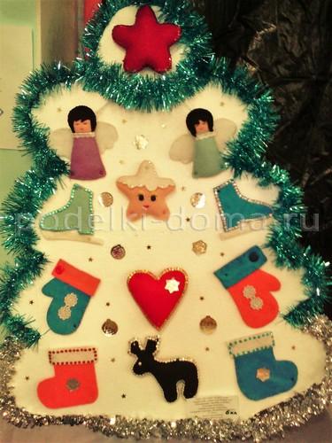 Χριστουγεννιάτικα δέντρα και χριστουγεννιάτικα δέντρα με τα χέρια τους - περισσότερες από 100 επιλογές