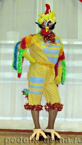 Cockerel Costume10.
