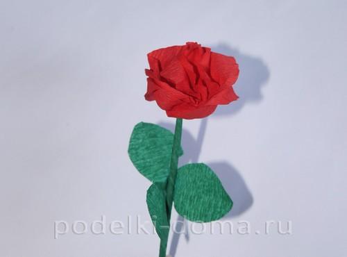 цветы из гофробумаги05