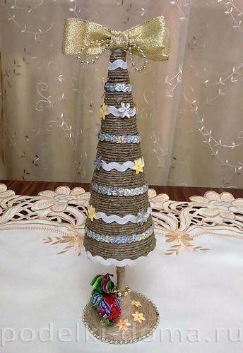 Kerstboom kegels5