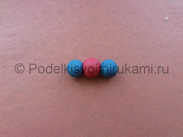 Молекулы из пластилина Пошаговый урок лепки