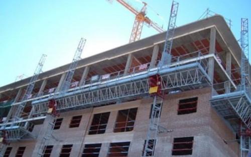 мачтови подемници,скеле,мачтови подемни платформи,фасадно скеле