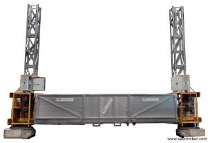 Хаспел/Транспортна платформа SAEClimber PH15