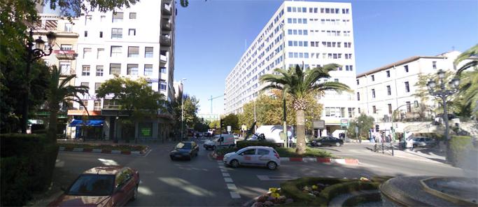 Parking subterráneo en Primo de Rivera