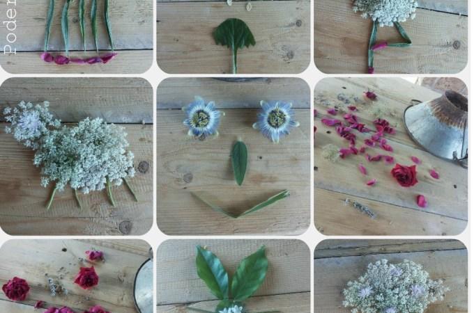 Quadri fioriti, e bentrovati !