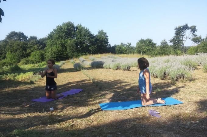 Yoga con Claudia Porta