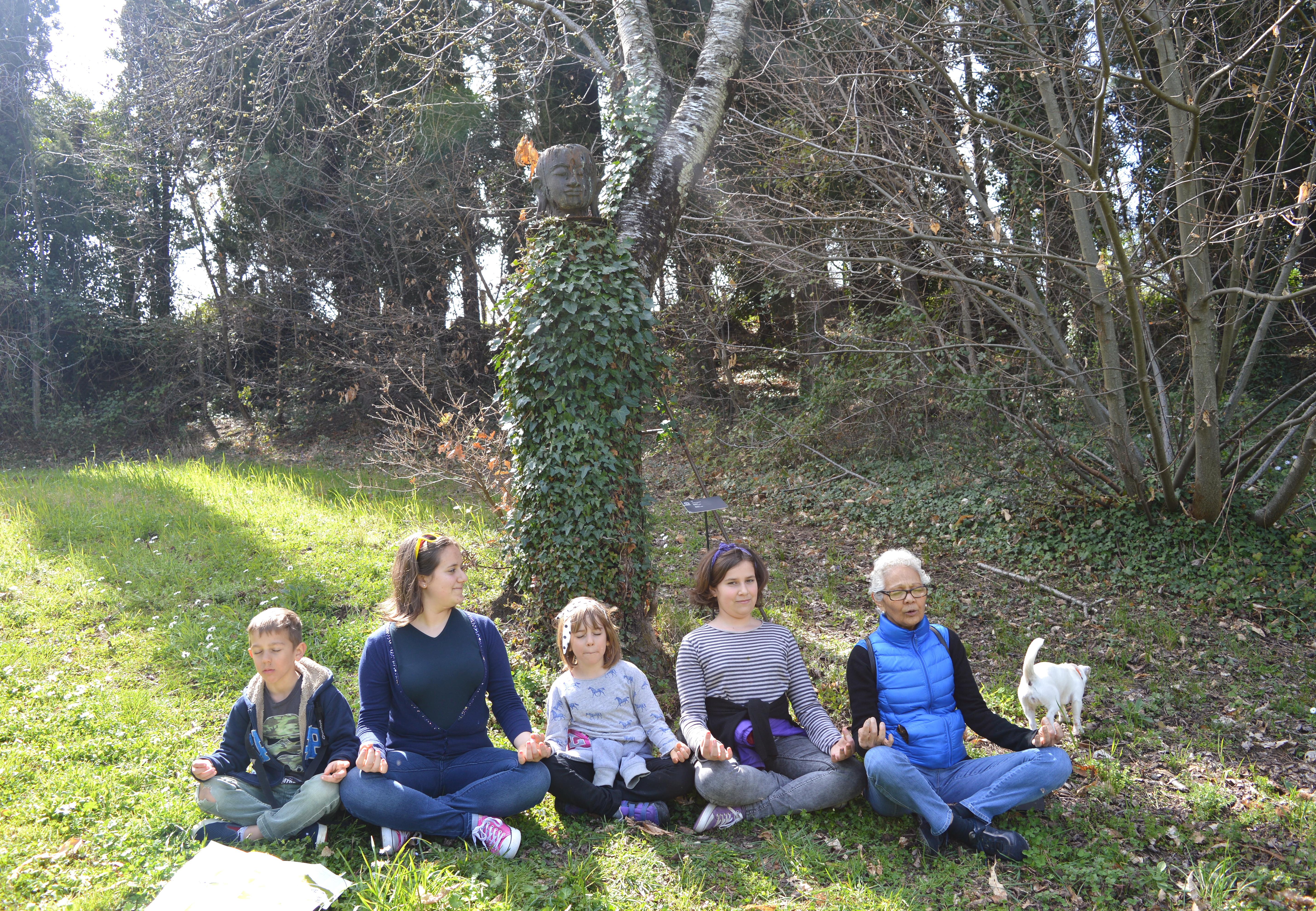 Ritorno al giardino di daniel spoerri podere argo - Giardino di daniel spoerri ...
