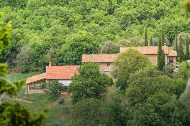 Appartamenti in Cinigiano, Toscana
