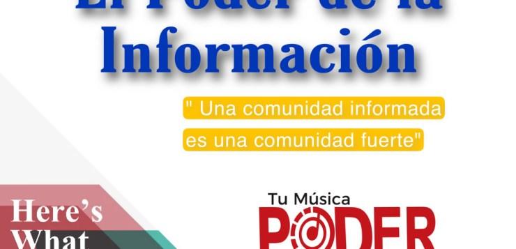 El Poder de la Información