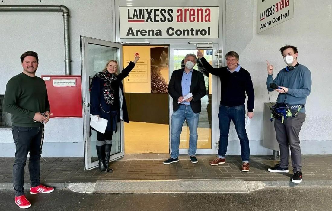 Lanxess Arena Köln