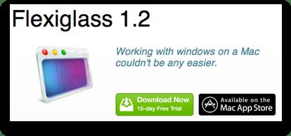 flexiglass logo
