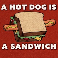 A Hot Dog Is a Sandwich
