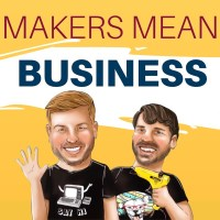 Makers Mean Business – A Podcast for Craftypreneurs who want to turn their crafts into cash by selling online with Damon Oate