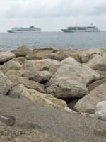 Boats and Rocks