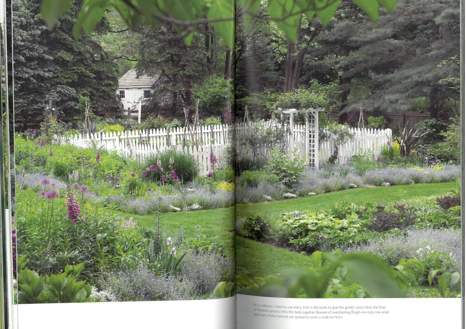 The layered garden - rabaty bylinowe