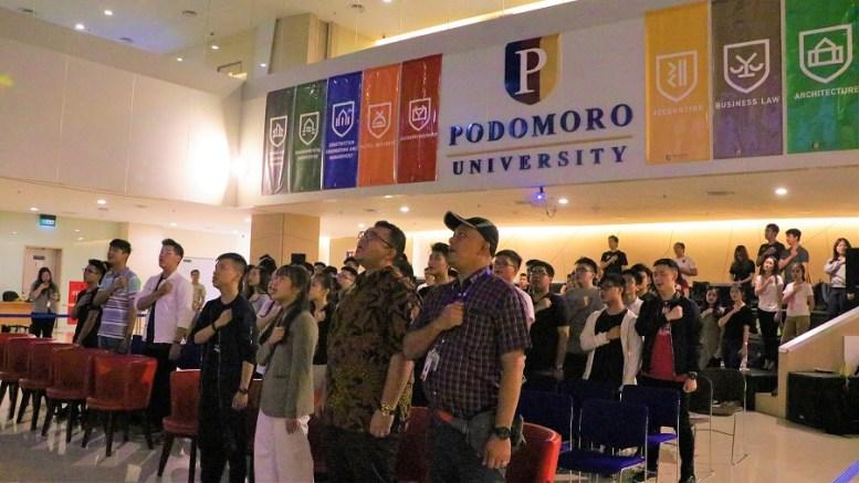 Podomoro University Championship 2019