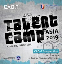 Talent Camp Asia CAD+T 2019