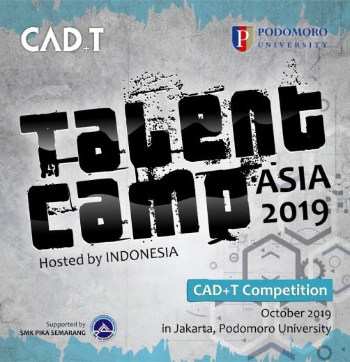 Talent Camp Asia CAD+T 2019