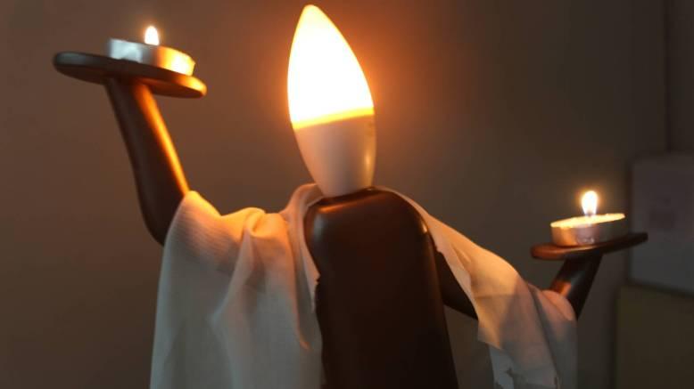 Desain Lampu Hias