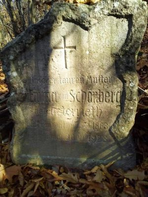 могила емми фон шенберг