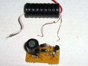 как сделать электрошокер